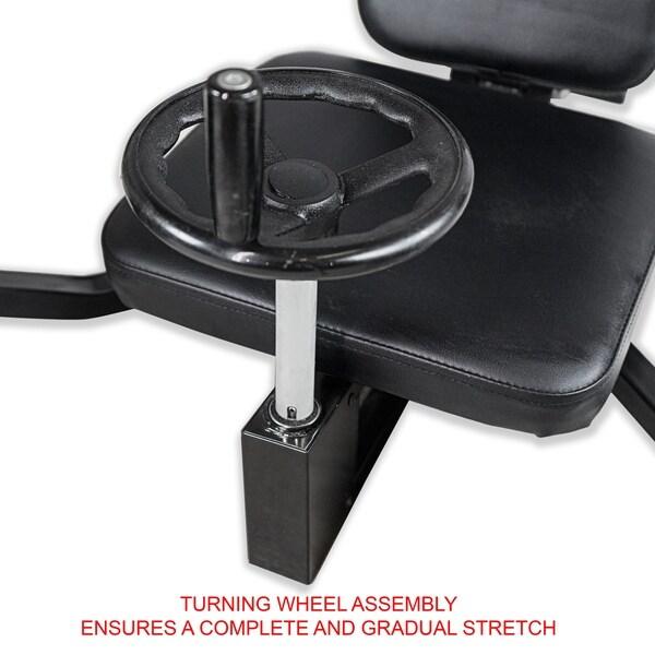 Shop Valor Fitness Ca 27 Leg Stretch Machine Free