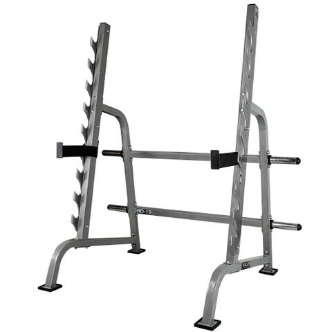 Valor Fitness BD-19 Sawtooth Rack for Squats and Bench Press