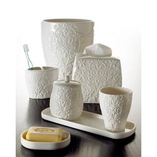 Versaille Porcelain Bath Accessory Collection