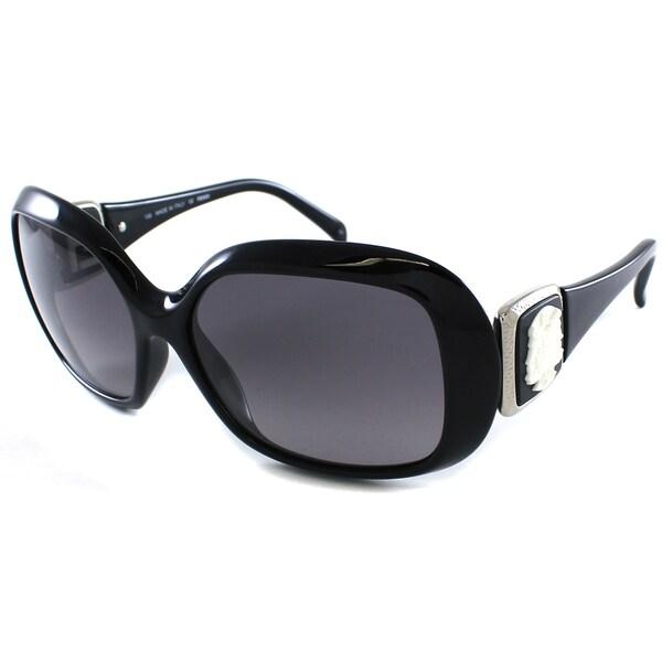 Fendi Women's FS5127 001 Black Fashion Plastic Sunglasses
