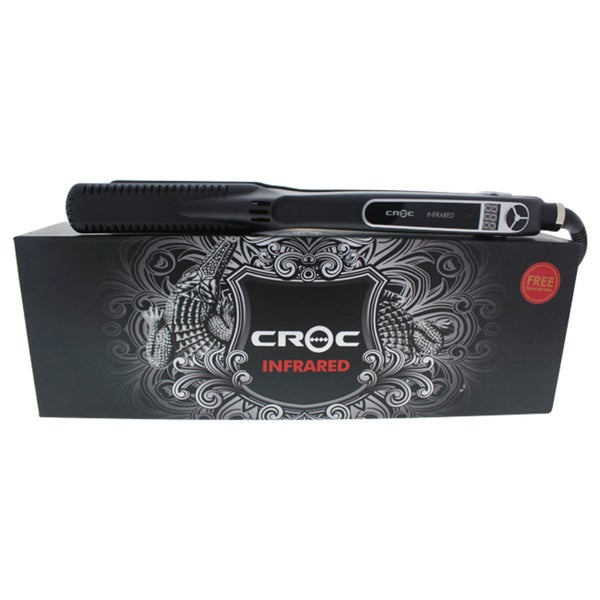 TurboIon Croc Infrared 1-inch Flat Iron