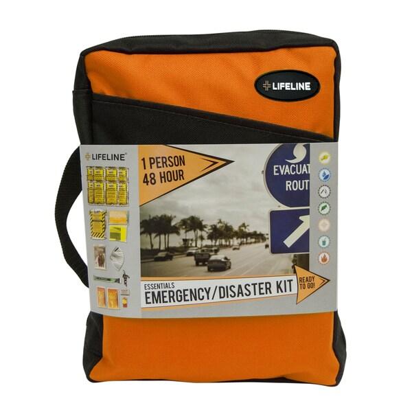 Lifeline 1 :Person 48 Hour Essential Emergency Disaster Kit