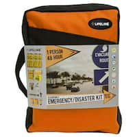 Lifeline 1 :Person 48 Hour Essential Emergency Disaster Kit