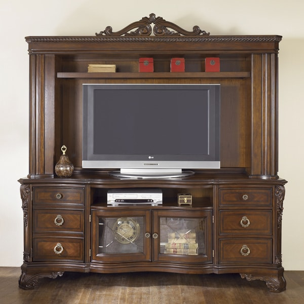 Ayrshire 2-piece Wood Entertainment Console