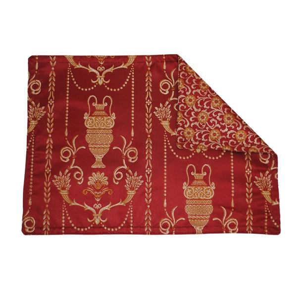 Sherry Kline Vase Red Placemats (Set of 4)