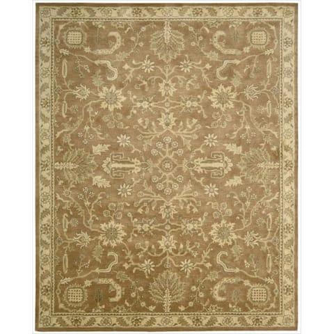 Nourison Jaipur JA45 Hand-tufted Wool Area Rug