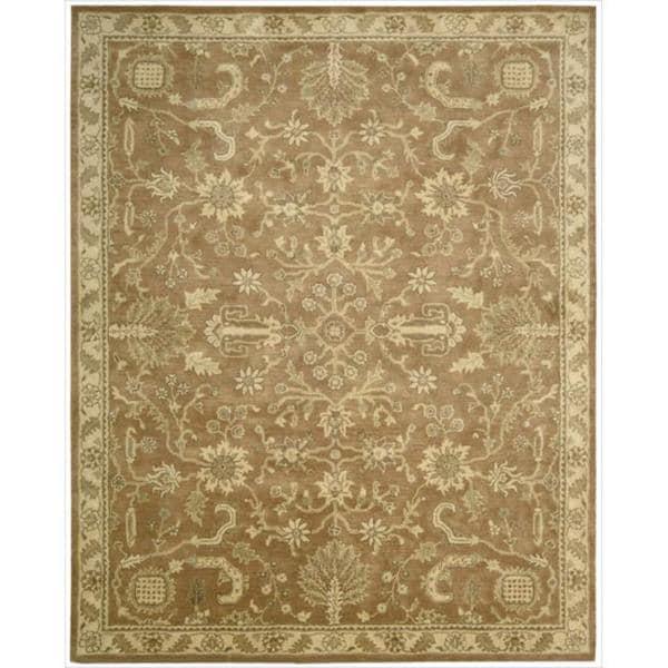 Nourison Hand-tufted Jaipur Terraco Wool Rug