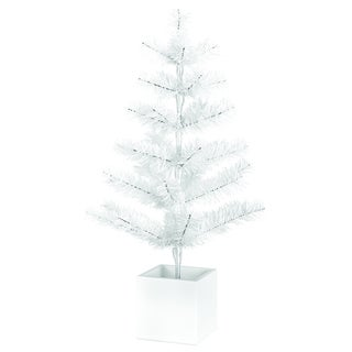Doodlebug Plain and Simple White Holiday Tree