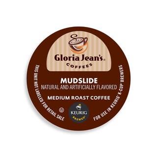 Gloria Jean's Coffees Mudslide K-Cup for Keurig Brewers