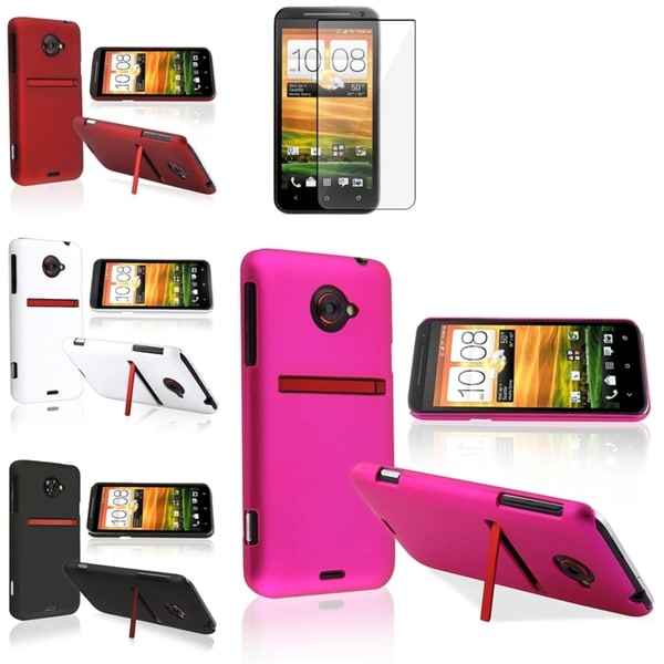 BasAcc Snap-on Case/ Protector for HTC EVO 4G