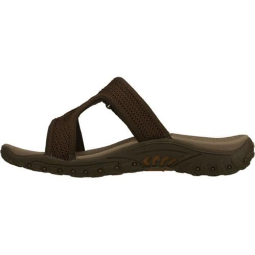 Women's Skechers Reggae Rockfest Chocolate