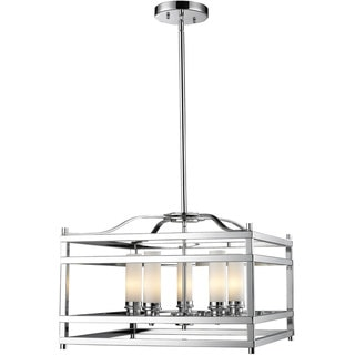 Altadore 5-light Chrome Chandelier