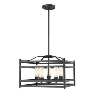 Altadore 5-light Bronze Chandelier