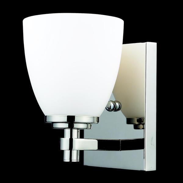 Dorsett 1-light Chrome Wall Sconce