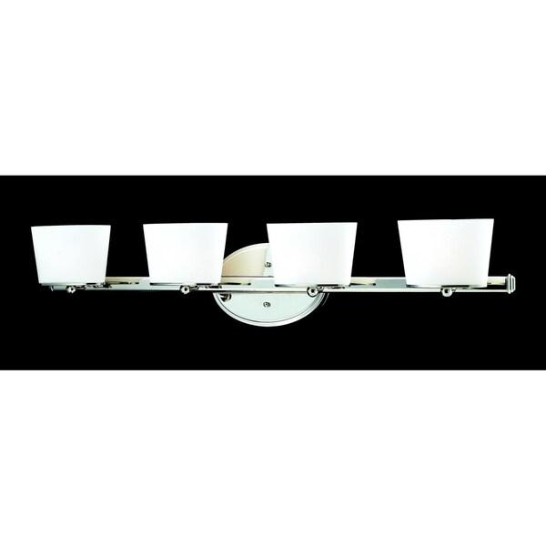 Chimera 4-light Chrome Wall Vanity