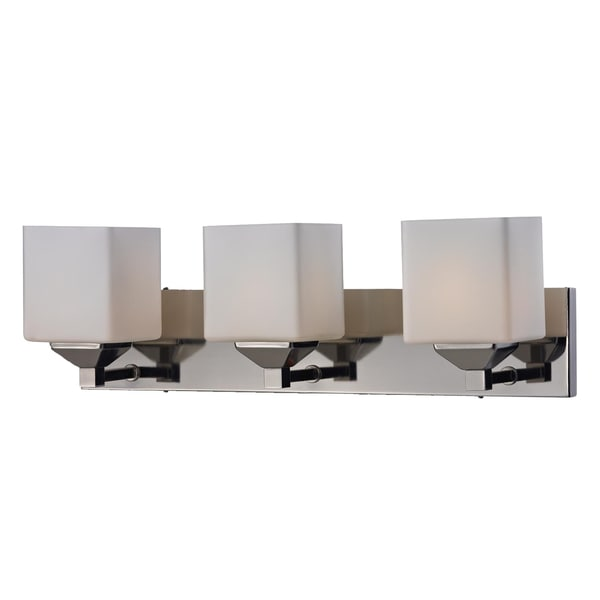 Quube Three Light Vanity