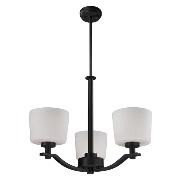 Arlington Three Light Light Fixture