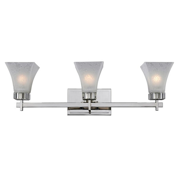 Pershing Three Light Vanity