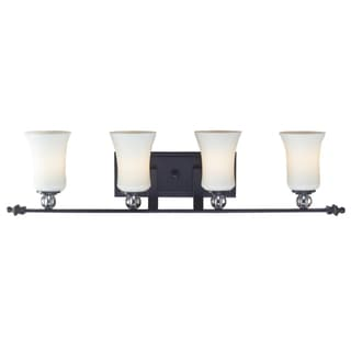 Harmony Four Light Vanity
