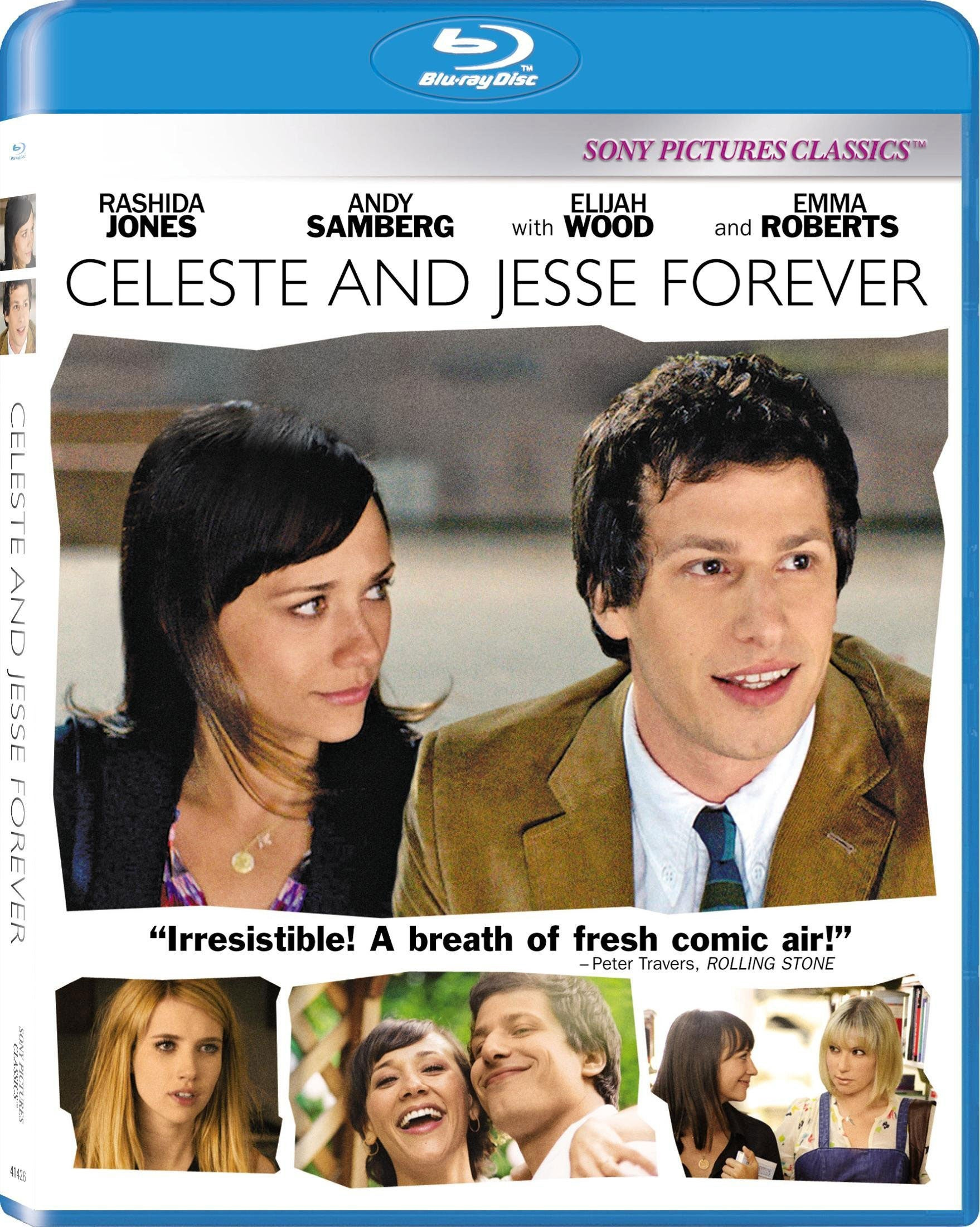 Celeste and Jesse Forever (Blu-ray Disc)