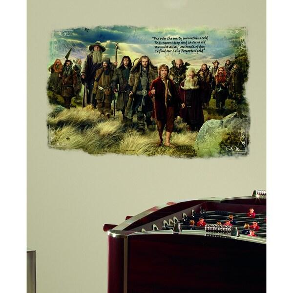 The Hobbit Mini Wall Mural