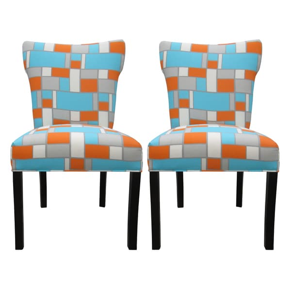 Overstock Parsons Chair ... Chairs (Set of 2) - Free Shipping Today - Overstock.com - 14973688