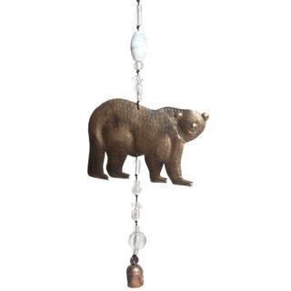 Nanook of The North Grizzly Bear Wind Chime (India)