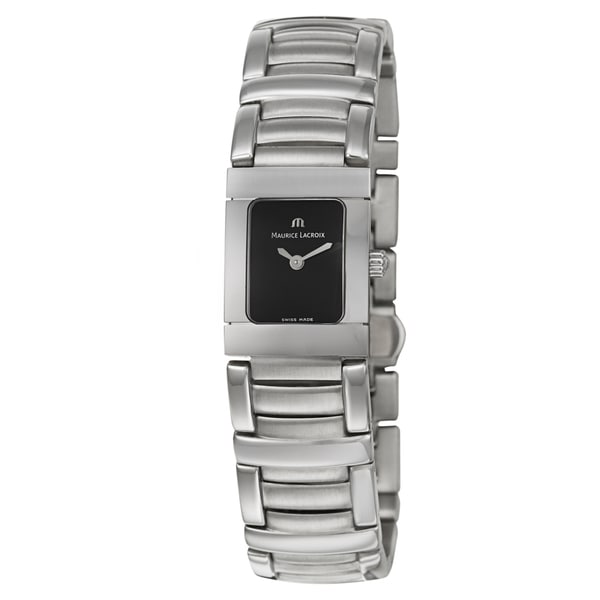 Maurice Lacroix Women's Stainless Steel 'Miros' Watch