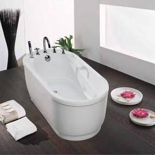 Aquatica PureScape 028 Freestanding Acrylic Bathtub