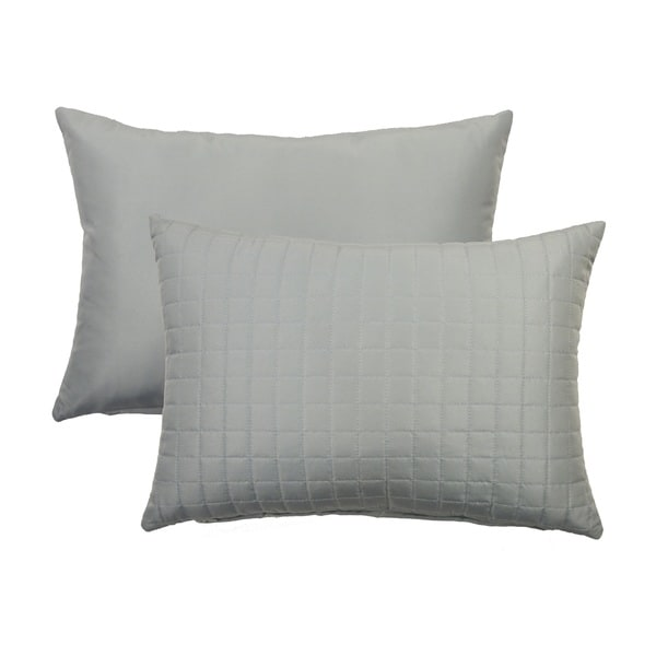 Rose Tree Dorchester Quilted 11 x 15 Decorative Pillows (Set of 2)