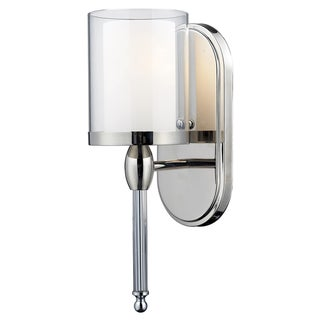 Argenta Chrome 1-light Wall Sconce