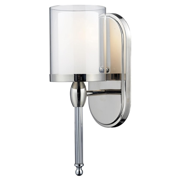 Argenta Chrome 1 Light Wall Sconce Part 63