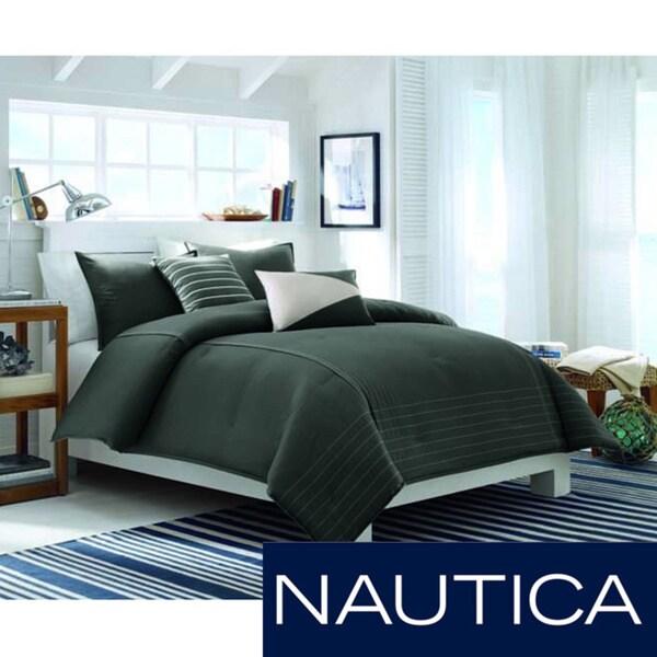 Nautica Crew 3-piece Comforter Set