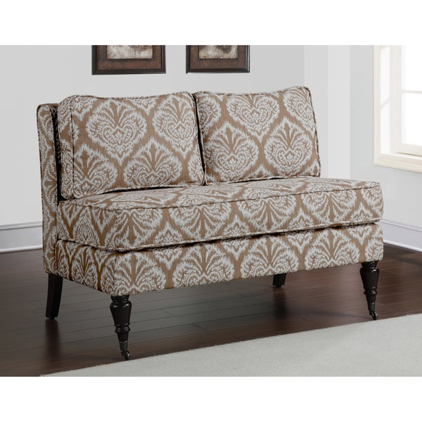 Cassidy Taupe Loveseat