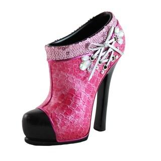 Jacki Design Urban Glam Boot Makeup Brush Holder