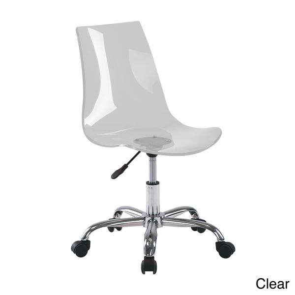 bathroomlovely lucite desk chair vintage office clear. acrylic modern office chair free shipping on orders over 45 bathroomlovely lucite desk vintage clear o
