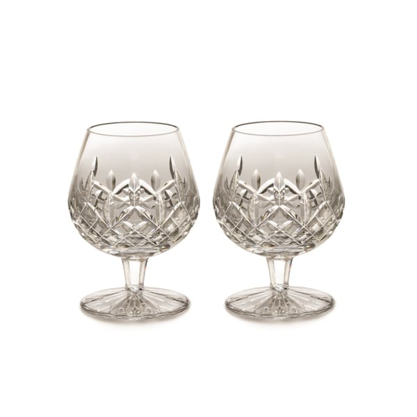 Waterford Lismore Brandy Glasses (Set of 2)