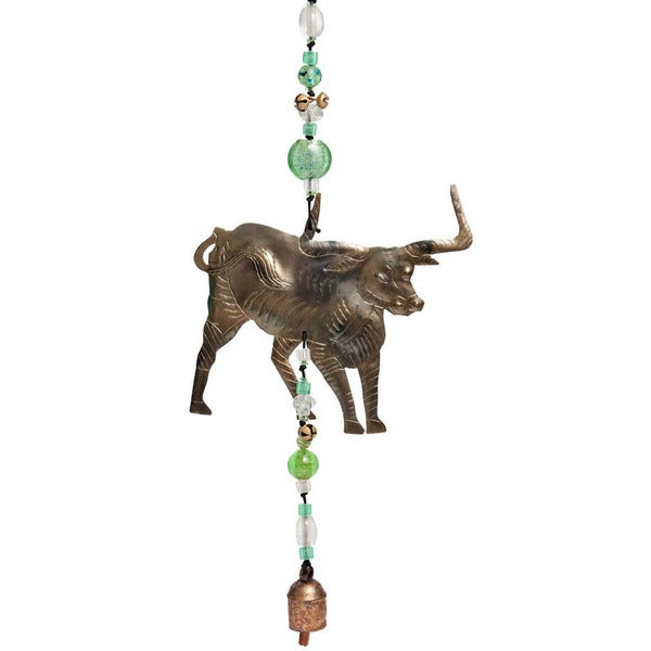 Take the Bully By The Horns Wind Chime (India)