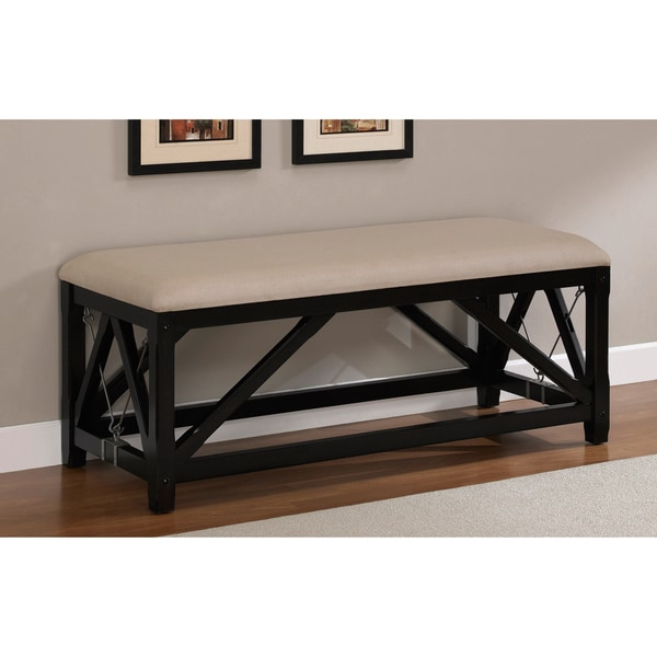 Cable Bench Black