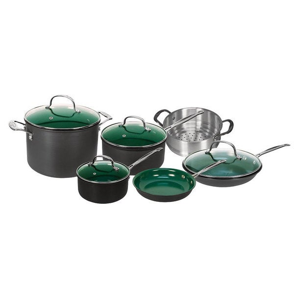 Orgreenic Non-Stick Cookware Set