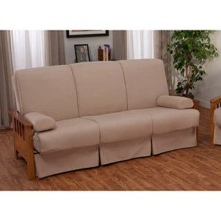 Pine Canopy Tuskegee Mission Style Pillow Top Queen Sofa Bed