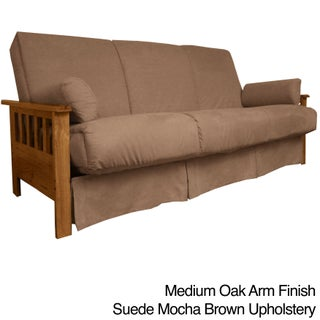 Pine Canopy Tuskegee Mission-style Pillow Top Queen Sofa Bed (More options available)