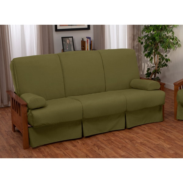 Pine Canopy Tuskegee Mission Style Pillow Top Full Size Sofa Bed