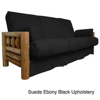 Yosemite Perfect Sit and Sleep Lodge-style Pillow Top Futon Sofa Sleeper Bed