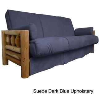 Yosemite Perfect Sit & Sleep Lodge-style Full-size Futon Sofa Sleeper Bed