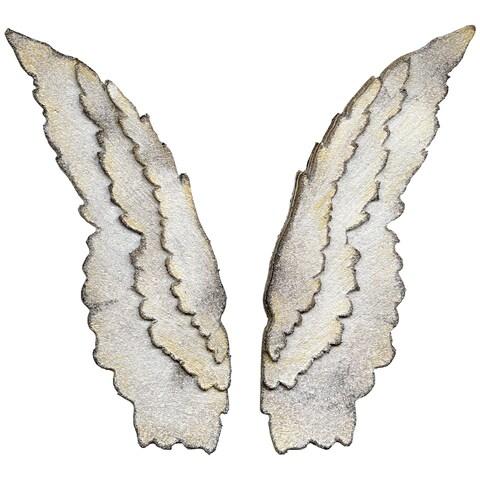 Sizzix Bigz Die By Tim Holtz-Layered Angel Wings