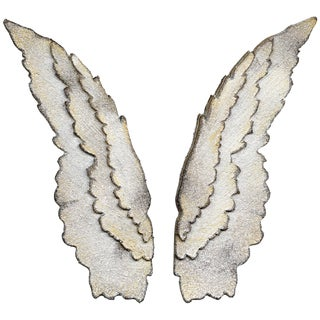 Sizzix Bigz Die By Tim Holtz-Layered Angel Wings