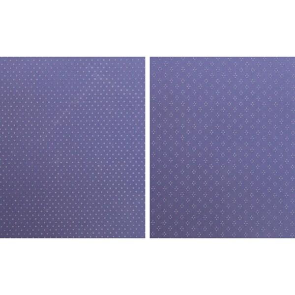 Spellbinders M-Bossabilities A4 Paper Embossing Folder-Dainty Dots