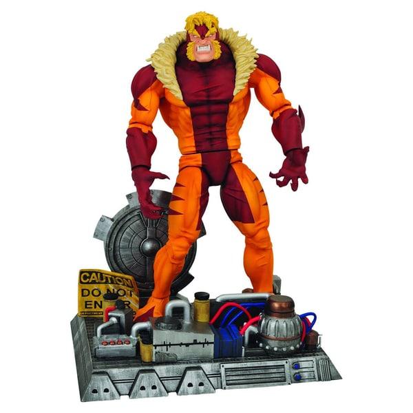 Marvel Select Sabretooth X-Men Action Figure (Toy)