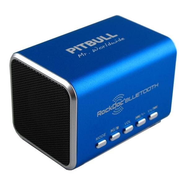 RockDoc 2.0 Speaker System - 6 W RMS - Battery Rechargeable - Wireles
